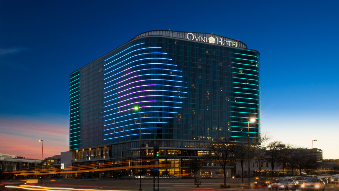 DALLAS CONVENTION CENTER HOTEL