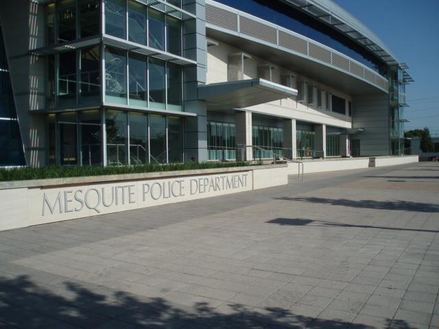 MESQUITE POLICE DEPARTEMENT