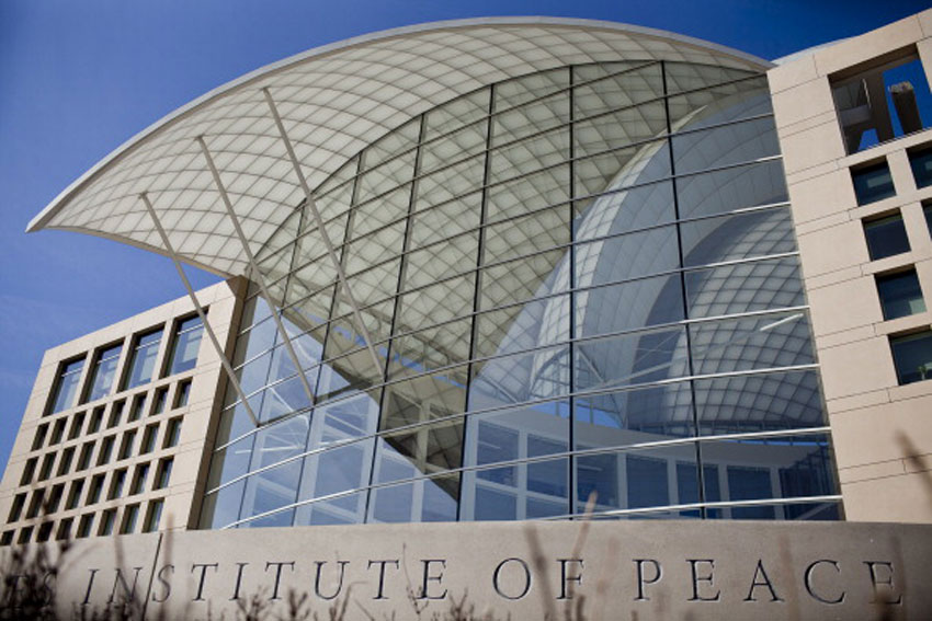 US – INSTITUTE OF PEACE