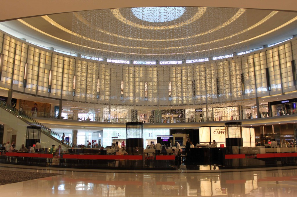 NEW DUBAI MALL